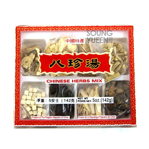 BUK JUNG SOUP MIX 142G