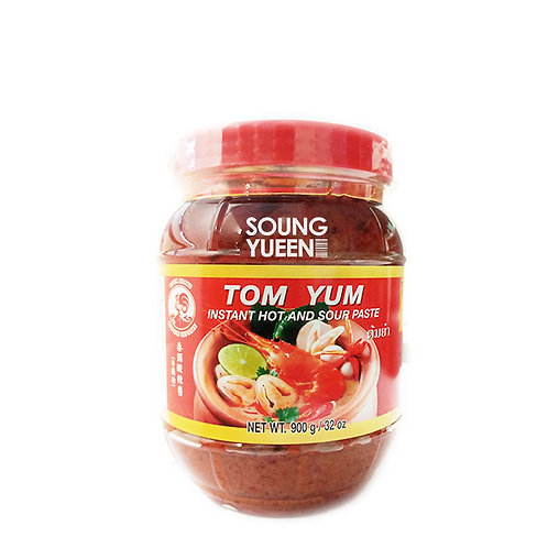 COCK TOM YUM PASTE INSTANT HOT & SOUR 900G