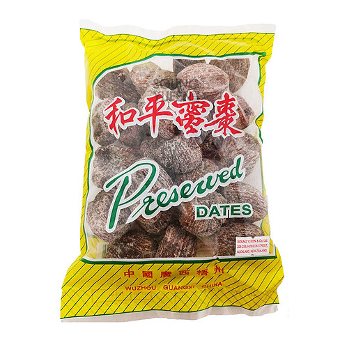 PRESERVED DATES SWEET 300G