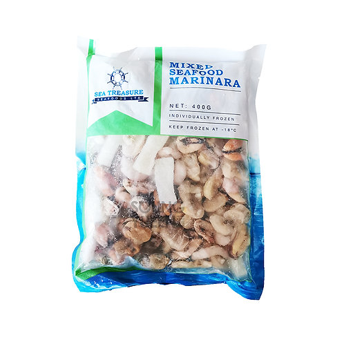 SEA TREASURE MIXED SEAFOOD MARINARA 400G