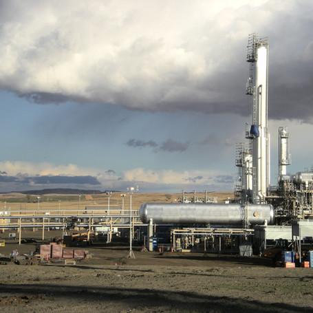 Demicks Lake Gas Plant