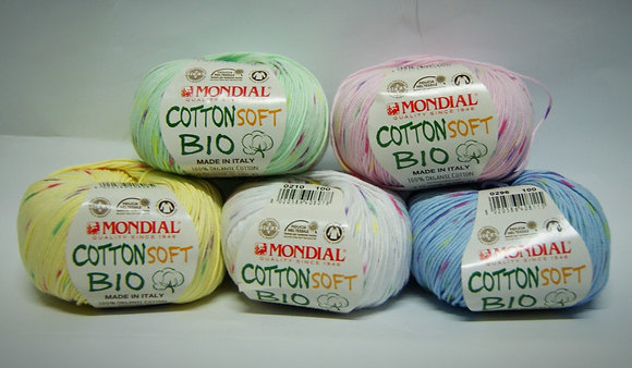 Cotton Soft Bio Stampe