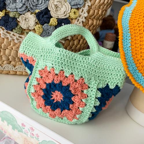 Mini Granny Bag (Schema)