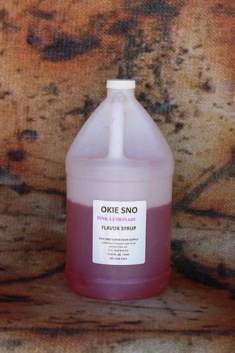 Flavor Syrup- Pink Lemonade