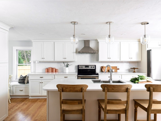 Get the Look: Fresh, White Kitchen