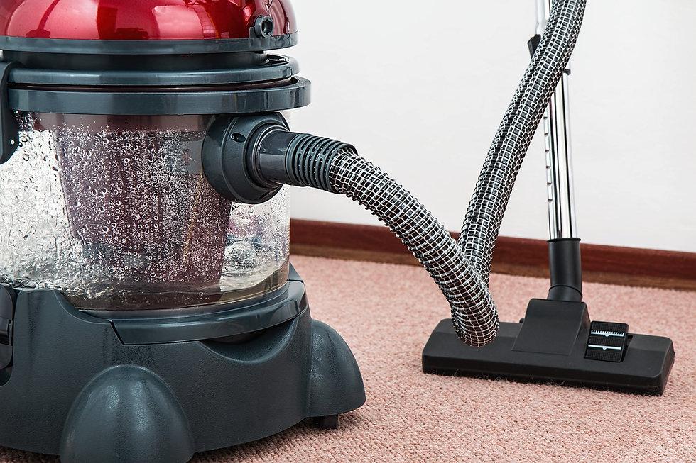 Vacuum Setup