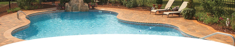 Vinyl Liner InGround Swimming Pool