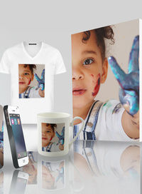 Custom printed T-shirts, Prints, Mugs and promotional items