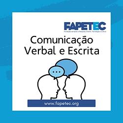 Comunicação Verbal e Escrita