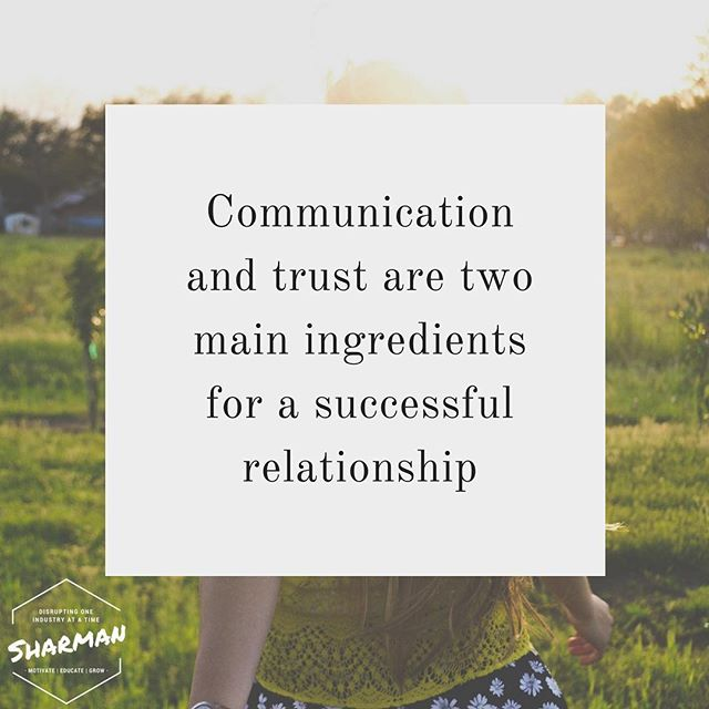 I like the three T's within this especially communication_ 'Truth, Trust & Transparency'