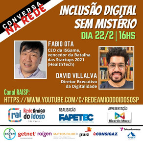 INCLUSÃO DIGITAL SEM MISTÉRIO