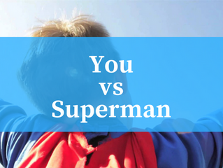 Superman vs YOU