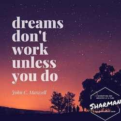 Focus, hustle and persistence #dreams #work #motivation