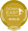 Down East Brewing Award Gold 2020