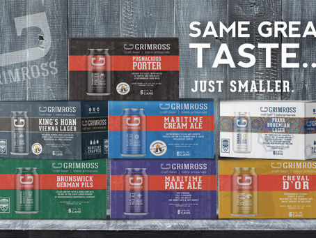 The Story Behind Grimross Brewing's Six-Packs