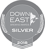 Down east Brewing Award Silver 2018