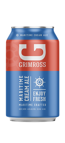 Maritime Cream Ale Can