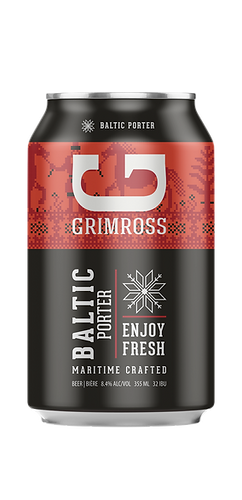 Baltic Porter Can