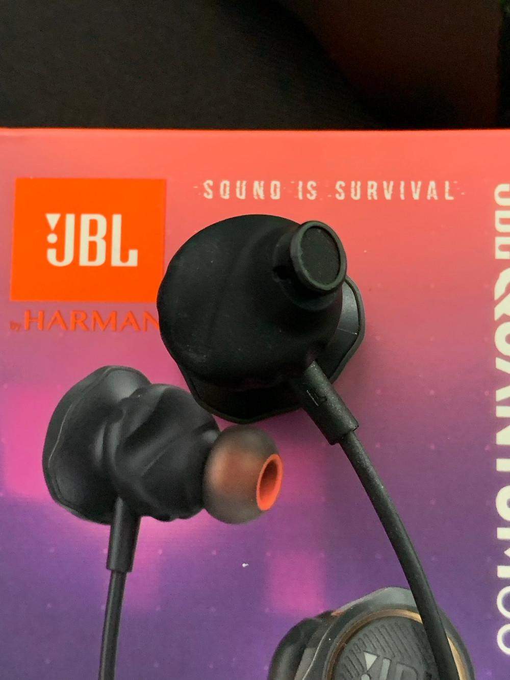 Speed Review - JBL Quantum 50