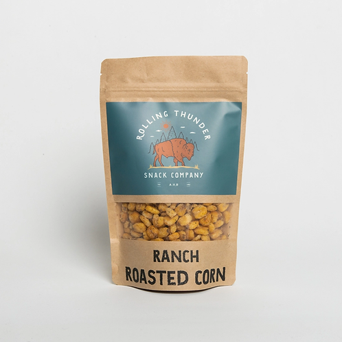 Ranch Roasted Corn by Rolling Thunder Snack Company