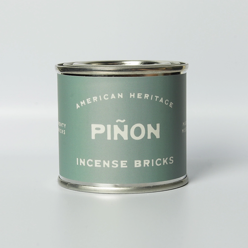 Pinon Incense Bricks by American Heritage