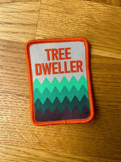 Tree Dweller Patch by Not The Safe Route