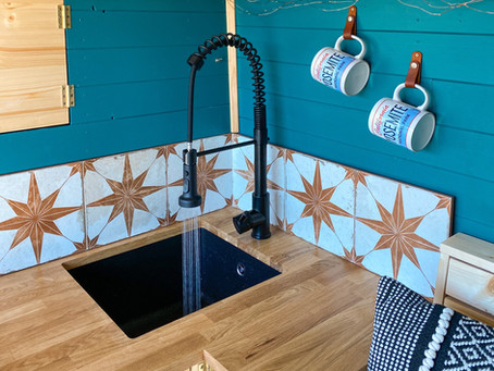 Van Build | Our Water Setup