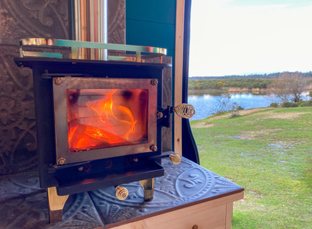 Woodburners & Campervans - What We Have Learnt