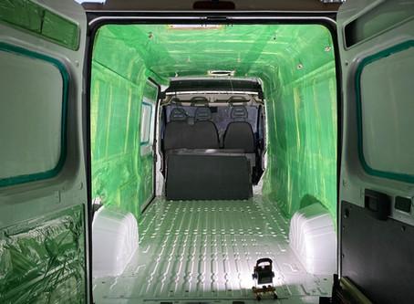 Van Build | Insulation