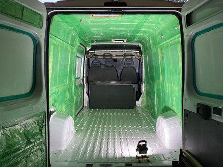 Van Build | Insulation