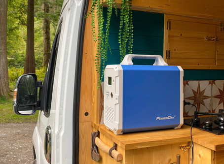 Review | Poweroak Bluetti High Capacity Power Station for RV