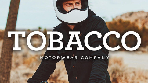 Tobacco Motorwear