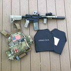 Plate Carrier with Armor