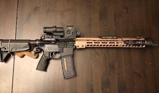 "Daniel Defense 16"" Rifle"