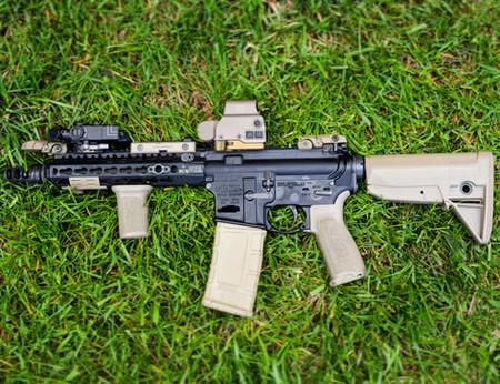BCM Short Barreled Rifle