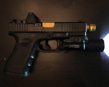 Glock 19 Upgrades