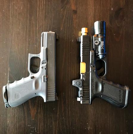 Stock vs. Custom