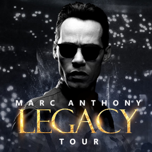 Marc Anthony  Legacy Tour at Dallas,Tx Valentines Day