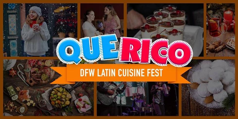 QUE RICO FESTIVAL