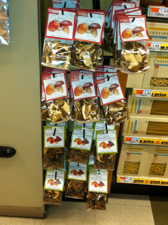 Samples to Whole Foods