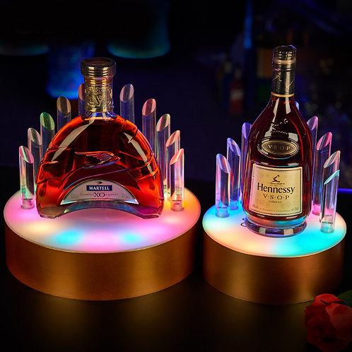 new bar led wine bottle glorifier