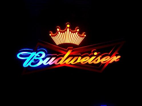 Customized backlit signage store front logo metal channel letter
