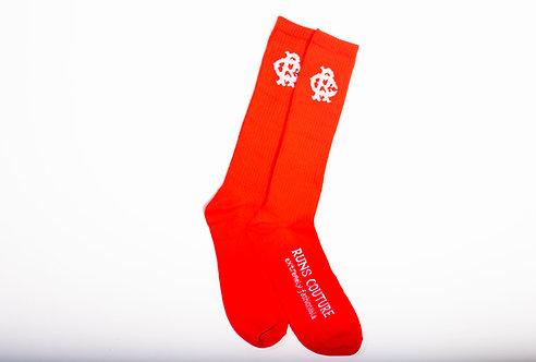 Red RC Socks