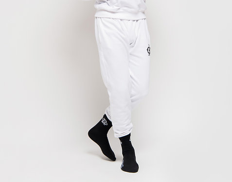White Sweat pant