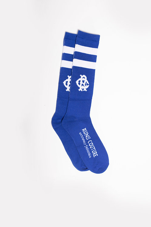 Blue RC Socks