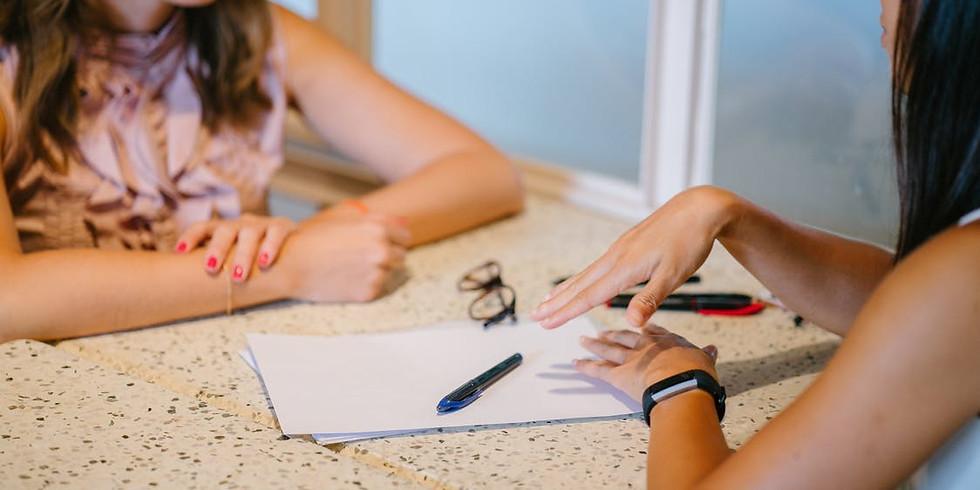 Thrive Mentor Training