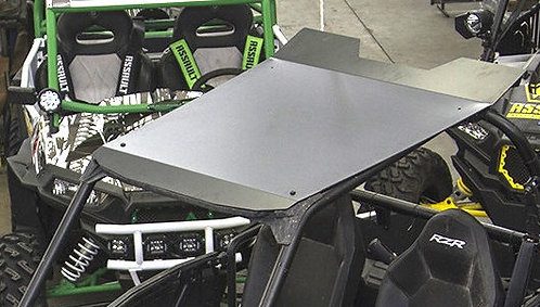 Polaris RZR 900 1000 aluminum roof