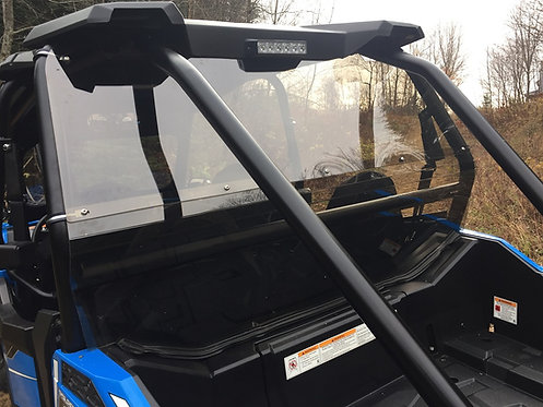 Polaris RZR S 900 1000 rear windshield