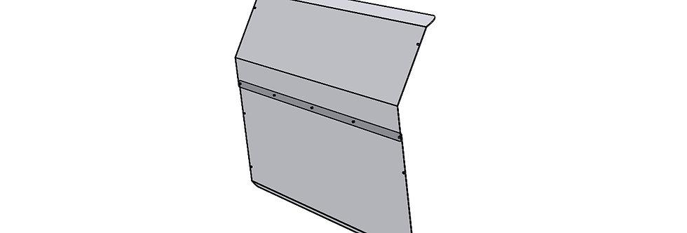 pare-brise arrière / rear windshield, Rhino