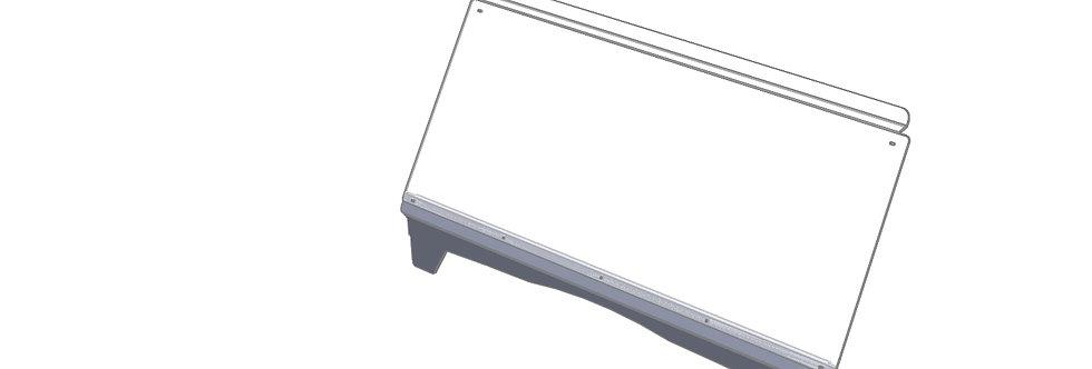 pare-brise Kawasaki Teryx windshield